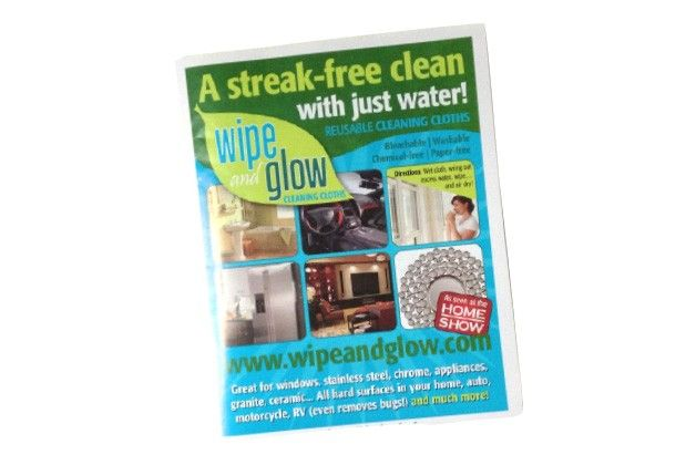 WIPE 'N' SWIPE: the dirt on cleaning cloths // Ecoholic | NOW Magazine