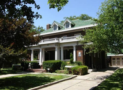 Shuford Killough House Amarillo Tx This Residence Built For Cattleman J D Shuford Was Completed In 1913 De Historic Homes Dream House Plans Victorian Homes