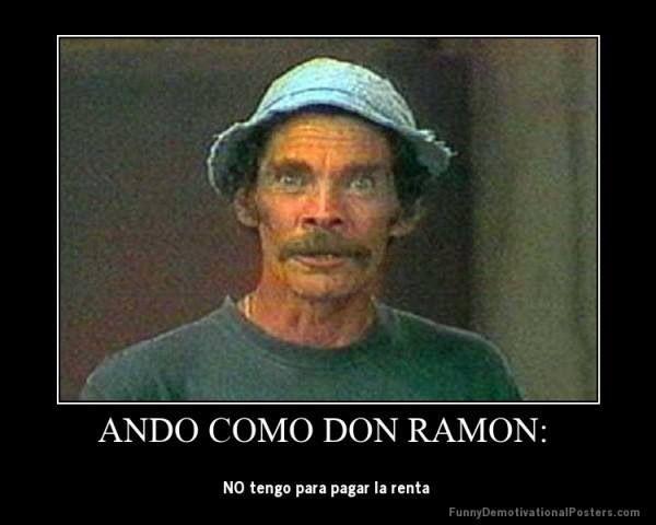 Don Ramon El Chavo Del 8 Frases Del Chavo Chistes Cortos Chistes Graciosos