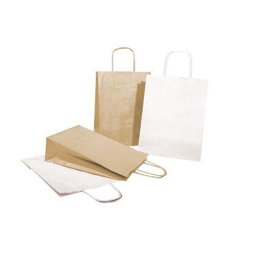 sac papier kraft - achat sac et sacherie   tissus et fournitures