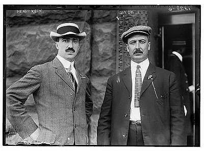 Photo of Henry Kern & John Boyle