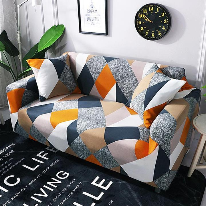 High Quality Stretchable Elastic Sofa Cover Sofa Covers Cushions On Sofa Slipcovers For Chairs
