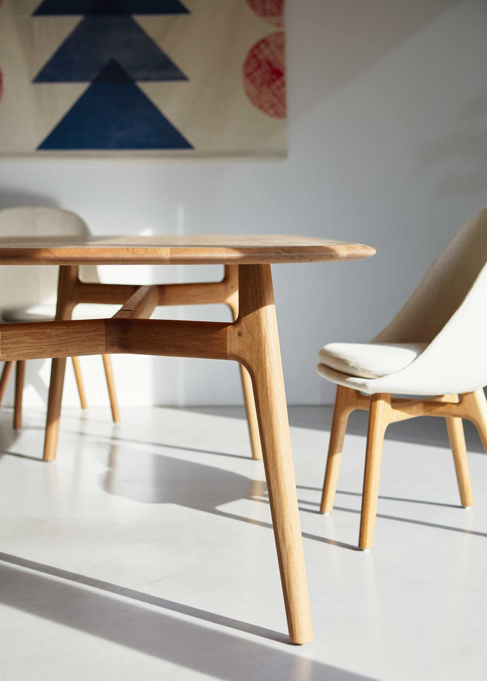 Solo Dining Chair By De La Espada Now Available At Haute Living Dining Chairs Contemporary Furniture Design Chair