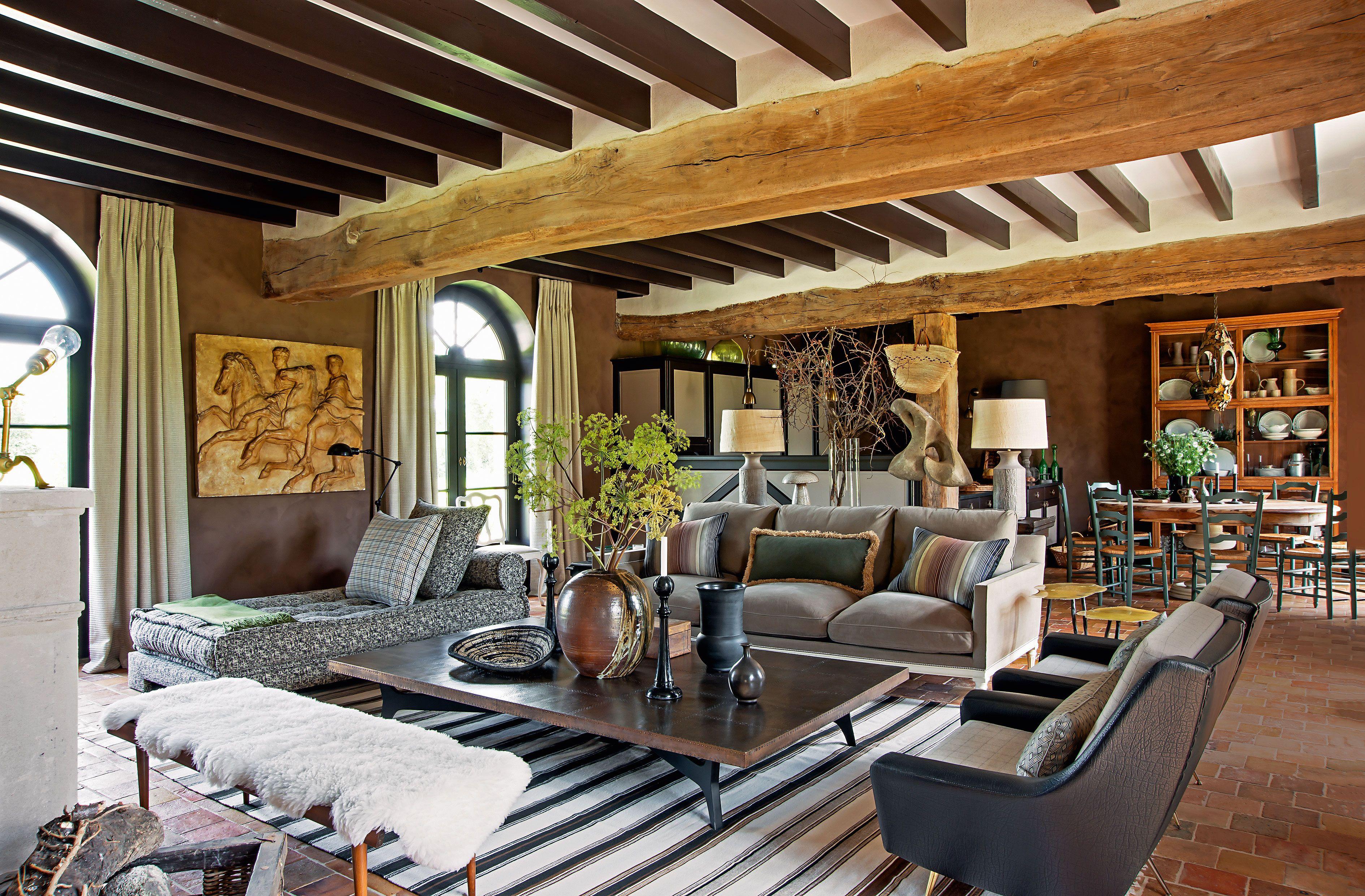 Дом сестры Жана-Луи Денио