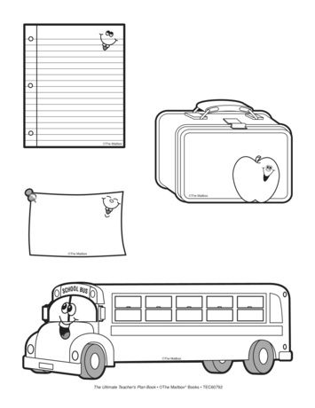 School Lesson Plans The Mailbox Clip Art Lesson Plans Mailbox