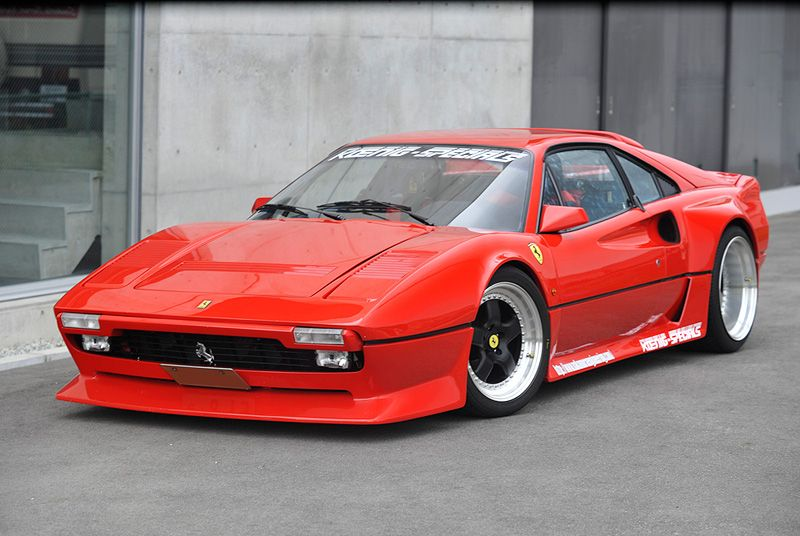 Stanced Ferrari 308 GTO Cars Trucks Motorcycles Vans Boats and more   Advance Auto Parts 855 639 8454 20% discount Promo Code CC20