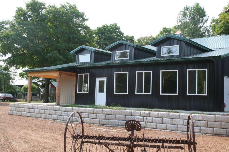 Pole Barn Homes Prices Residential Pole Barn House Ram
