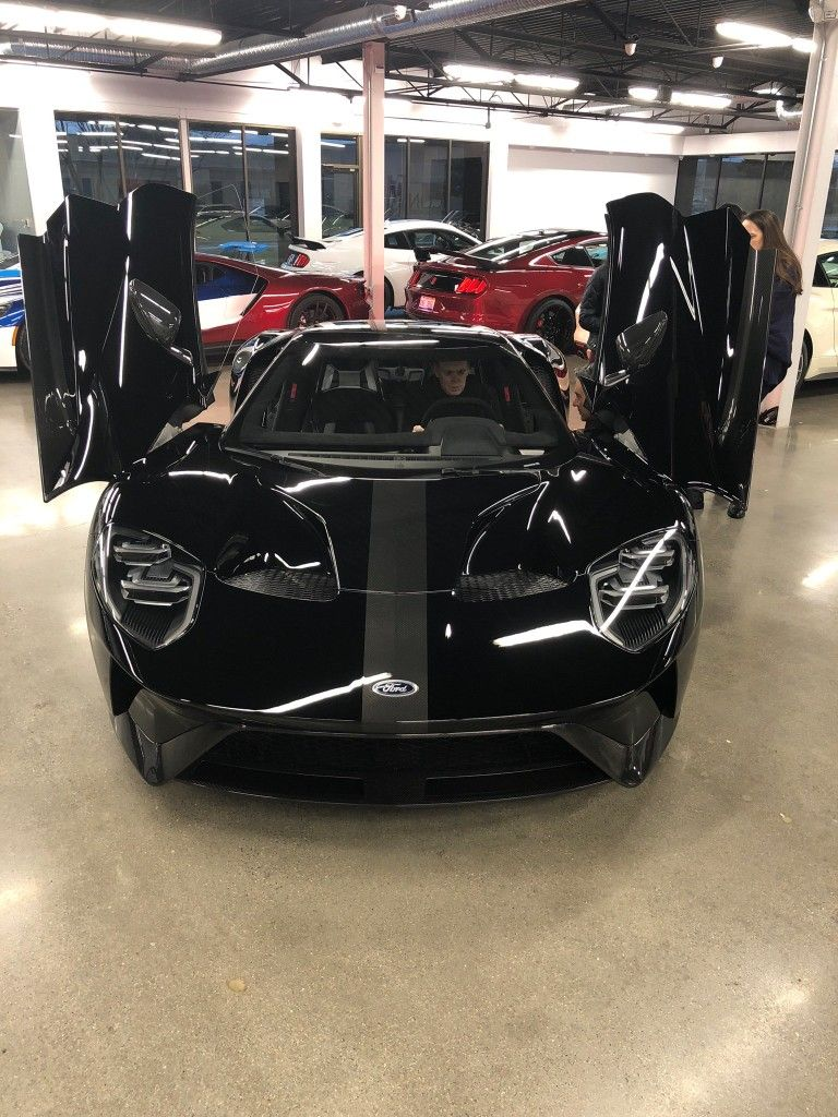 2018 Ford Gt Competition Series Ford Gt Ford Super Cars