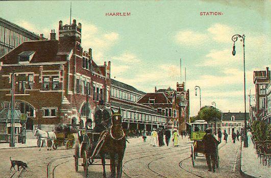 Haarlem Station (The Netherlands)