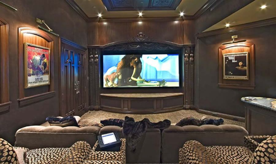 Exclusive High End With Sofas Home Theater Designs For Entertainment By Audio One A Frangioni Company