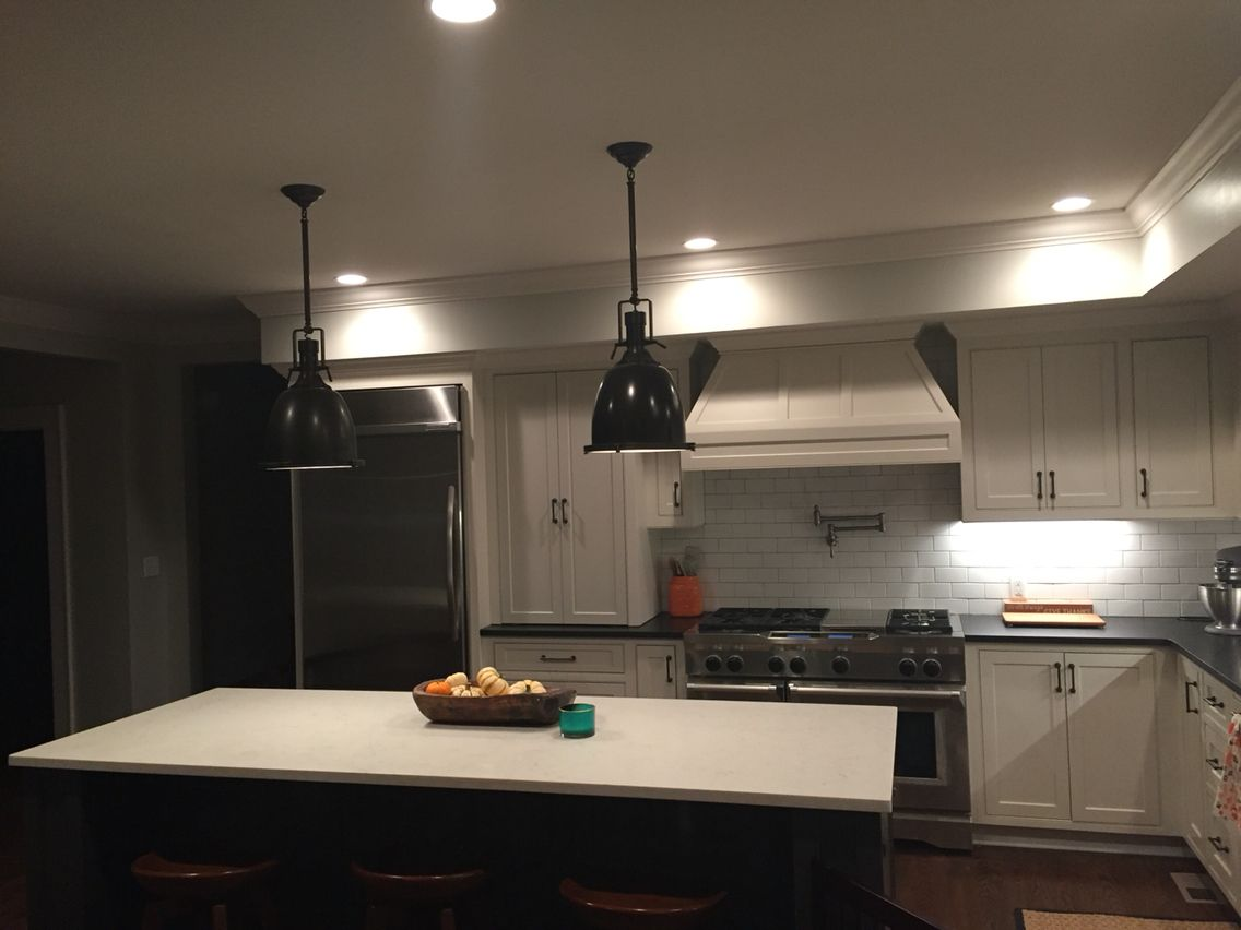 My Kitchen Sherwin Williams Eider White Cabinets Black Fox