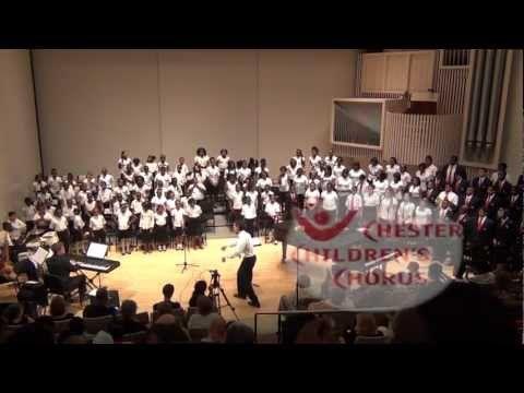 Oh Freedom Chester Children S Chorus Chorus Childrens Freedom