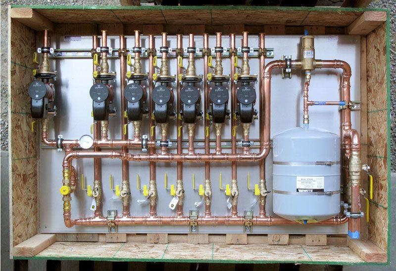 Radiant Floor Heating | PEX Piping | Infloor Heat ...