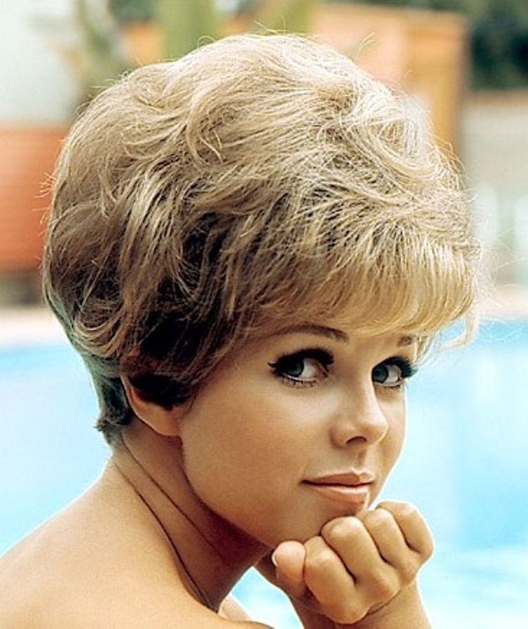 1960 Ladies Hair Styles