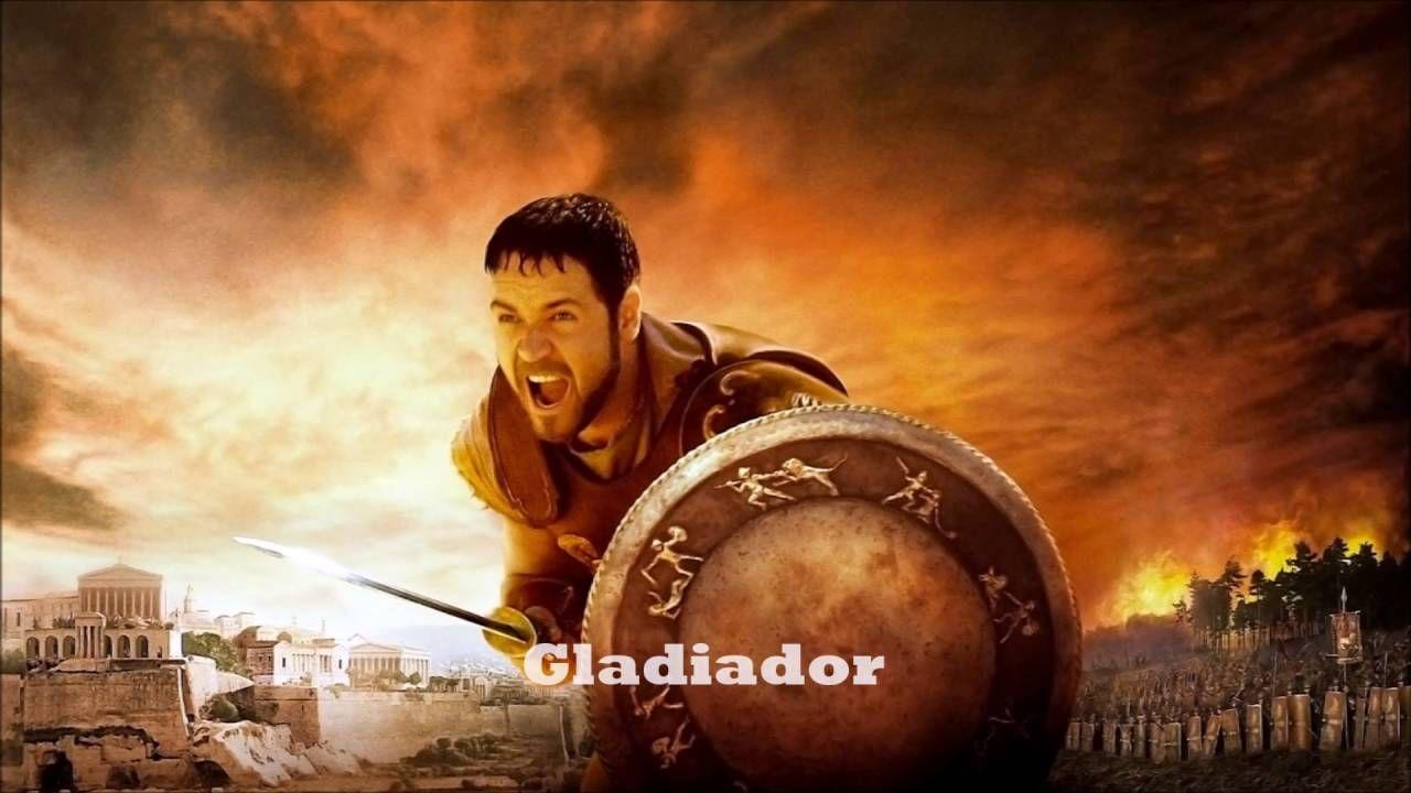As Cenas E Frases Motivacionais Dos Filmes Gladiador 2000