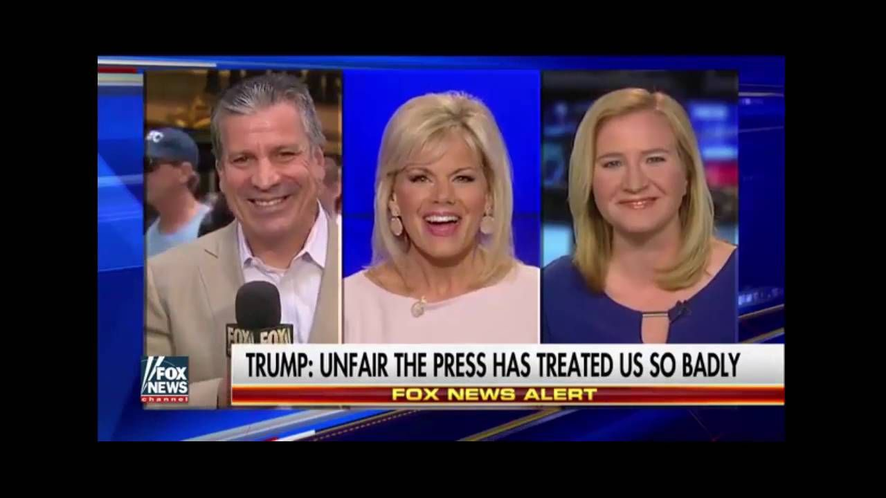 Donald Trump lashes out at SLEAZY media over campaign reporting Fox News...