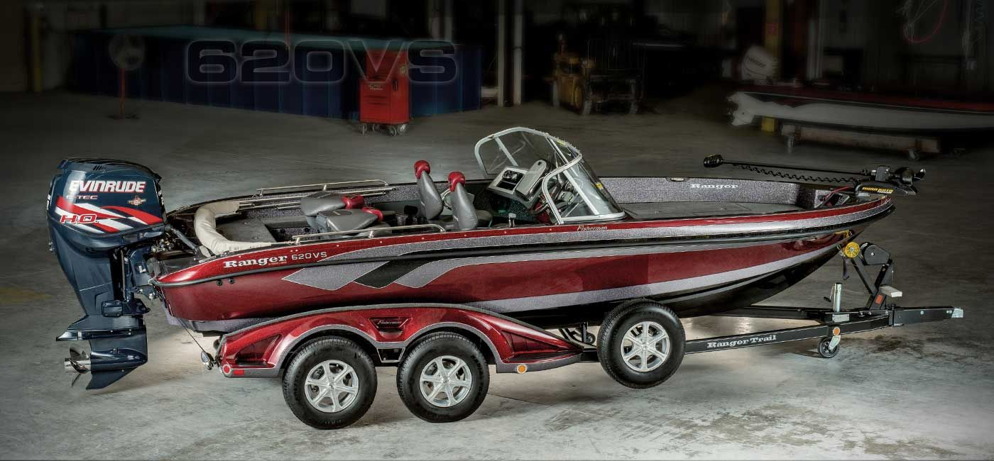 Ranger (Fisherman) 620 VS--I like the Reata series better