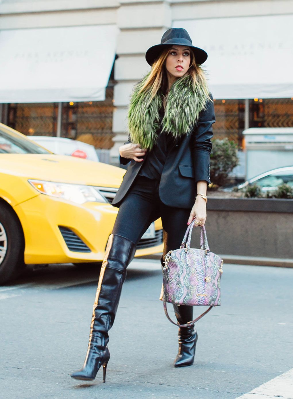 Sydne-STyle-shows-how-to-wear-bcbg-over-the-knee-boots-fashion ...