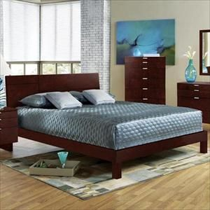 Rotta Moveis King Bed