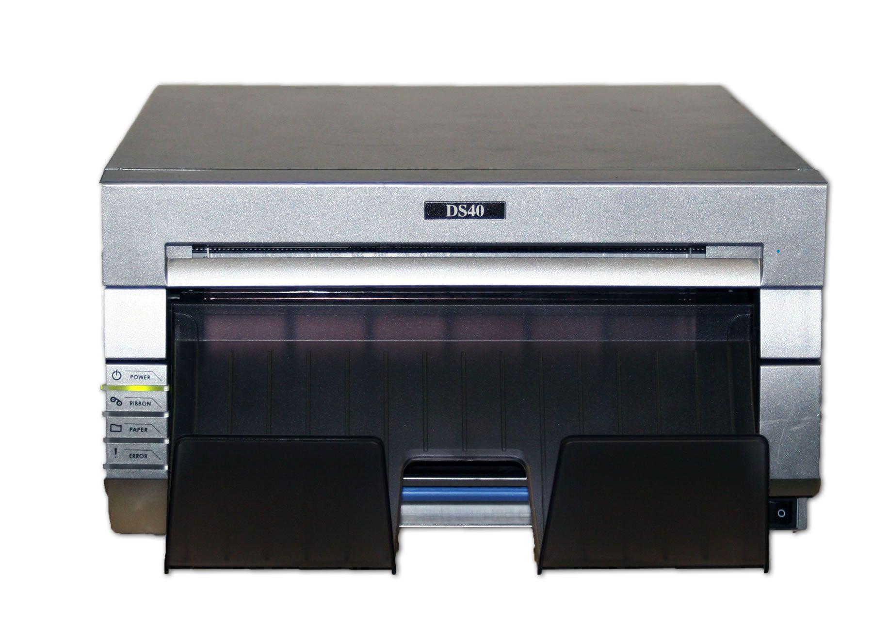 Dnp Ds 40 Printer The Compact 4x6 5x7 6x9 Professional Paper Kit Kodak 605 Photo