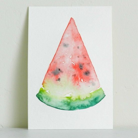18 Simple And Beginner Friendly Watercolor Ideas With Images