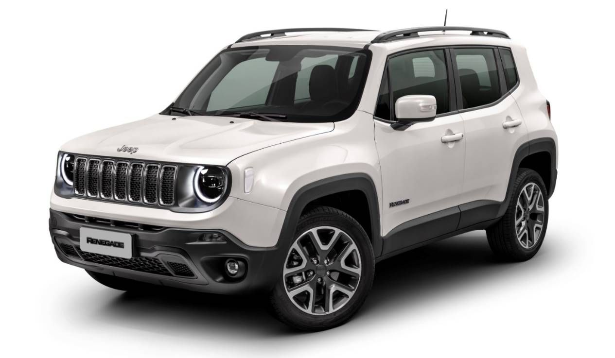 Jeep Renegade Longitude Diesel 2020 Preco Especificacoes E Mais