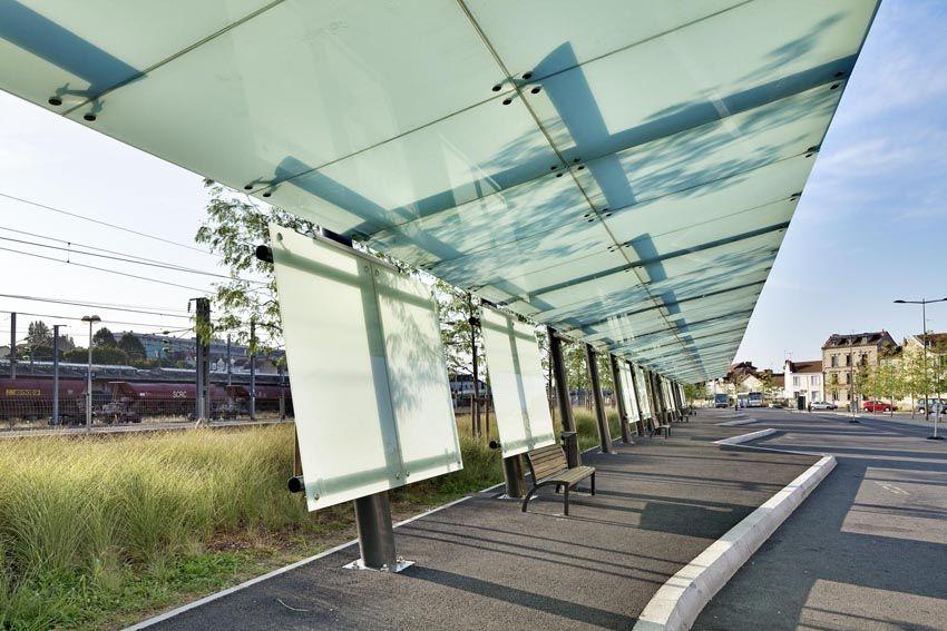 atelier villes paysages am nagement du p le d change intermodal de la gare de vichy. Black Bedroom Furniture Sets. Home Design Ideas