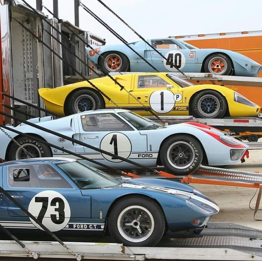 1967 24hoursoflemans 054 Ford Gt Ford Racing Race Cars