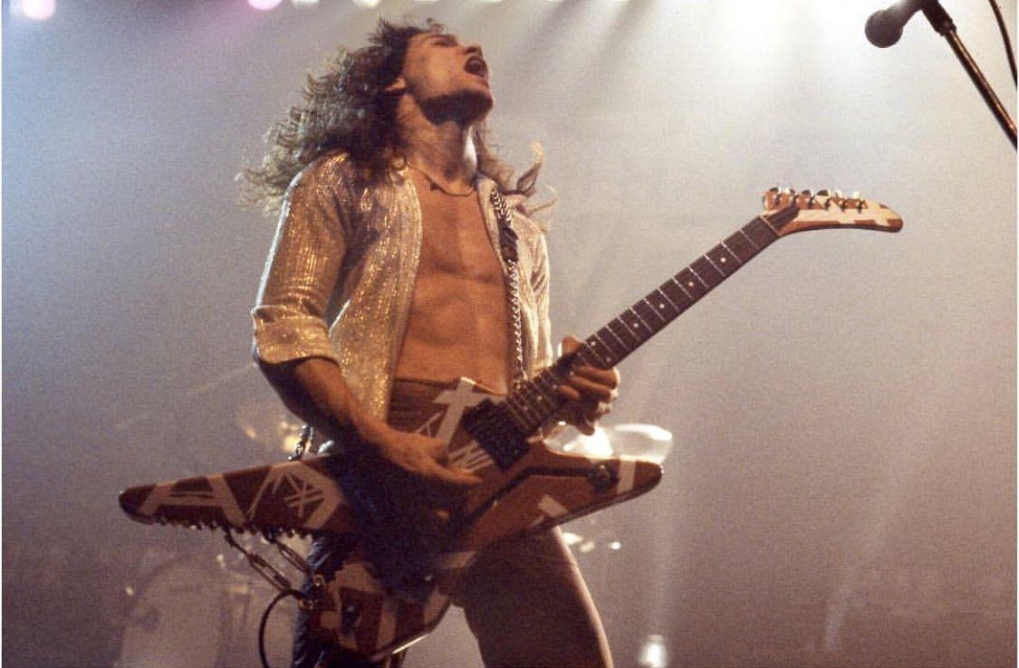 Image By Kenny Schnurstein On Give Me Some Of That Rock N Roll Van Halen Alex Van Halen Eddie Van Halen
