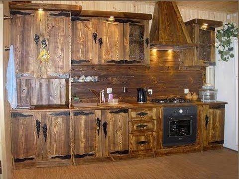 Küche Selber Bauen. Küche Deko Selber Machen. Küche Selber Bauen Holz.    YouTube