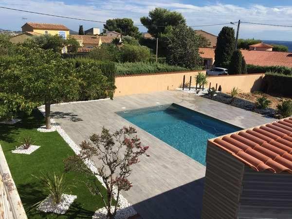 Une piscine classique dans le Var Piscines classiques Pinterest - location maison avec piscine dans le var