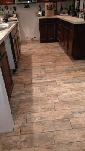 Home Decorators Collection Redwood Natural 6 In X 24 In Matte Porcelain Floor And Wall Tile 10 Sq Ft Case Nredwnat6x24 The Home Depot Porcelain Flooring Flooring Wood Look Tile