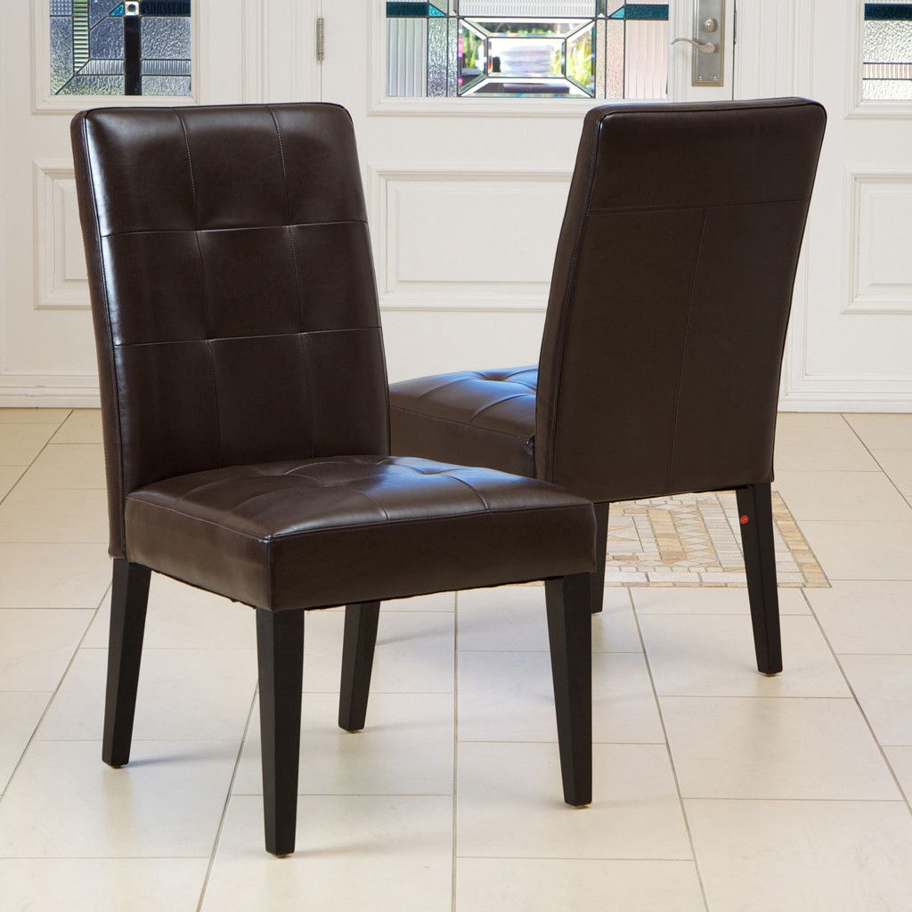Faux Leather Dining Room Chairs Floyd Side Chair