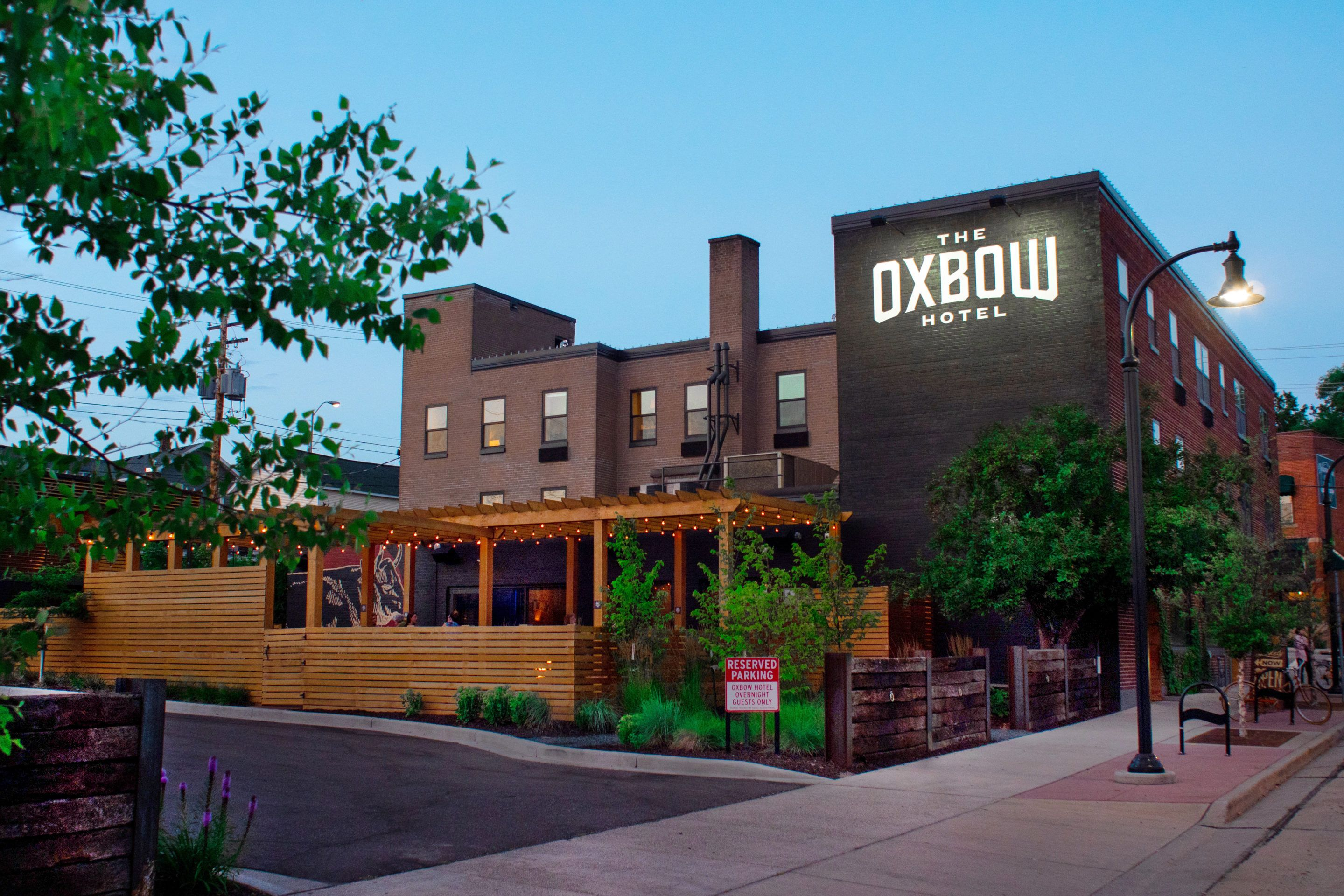 The Oxbow Hotel Downtown Eau Claire Wi Eau Claire