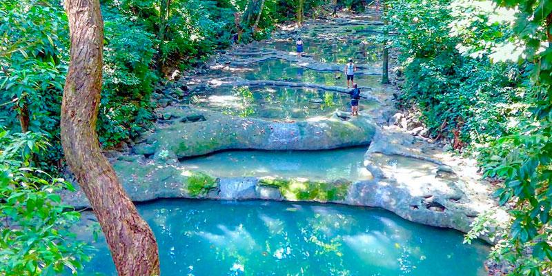 Siete Altares: las pozas de agua cristalina imperdibles de Izabal | Siete  altares, Cascadas, Guatemala