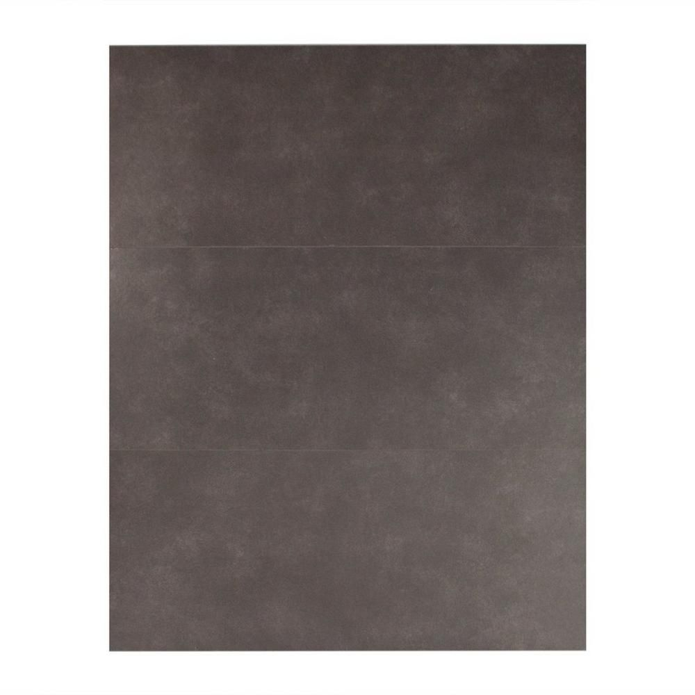 Uptown Antracite Porcelain Tile 12in X 24in 912400367 Floor And Decor