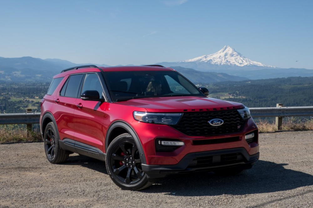 Top 5 Best Crossover SUVs in 2019 2020 ford explorer