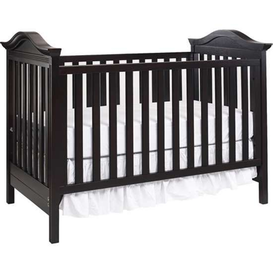 Babi Italia Pinehurst Stationary Crib Espresso | For Baby | Pinterest