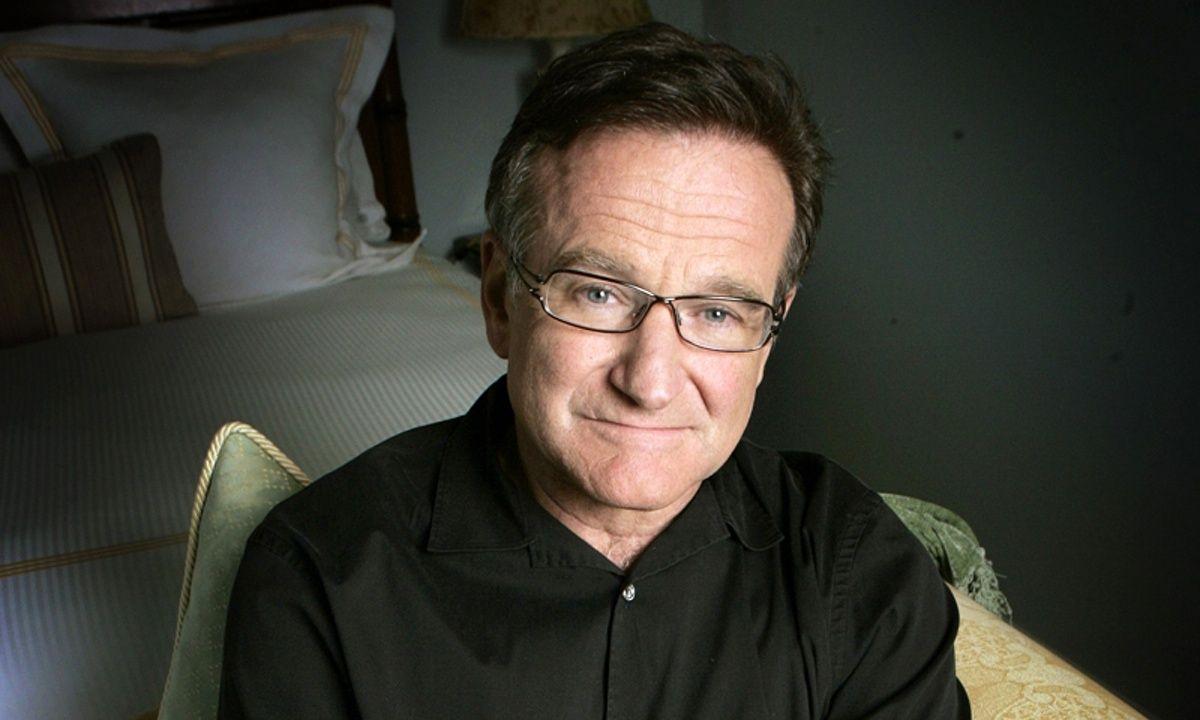 Robin Williamsu widow uIt was not depressionu that killed him