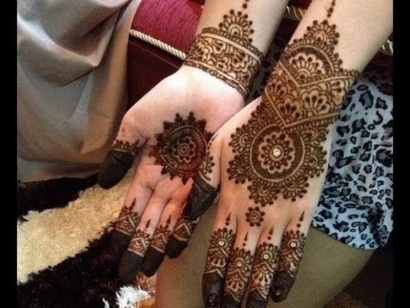 Apply Mehndi Hands : How to put mehndi designs pinterest