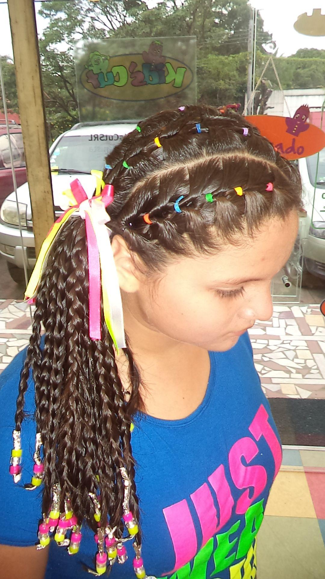 Varios peinados peinados para carnaval Fotos de los cortes de pelo de las tendencias - Pin en Trenzas y Peinados Carnavaleros