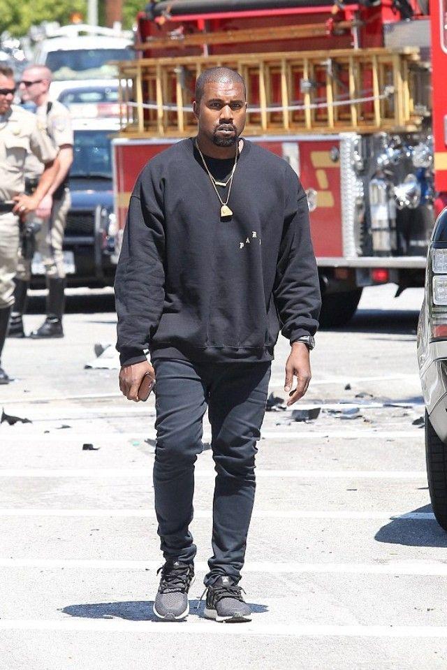 Streetwear Kanye West Outfits Kanye West Sweatshirt Kanye West Style