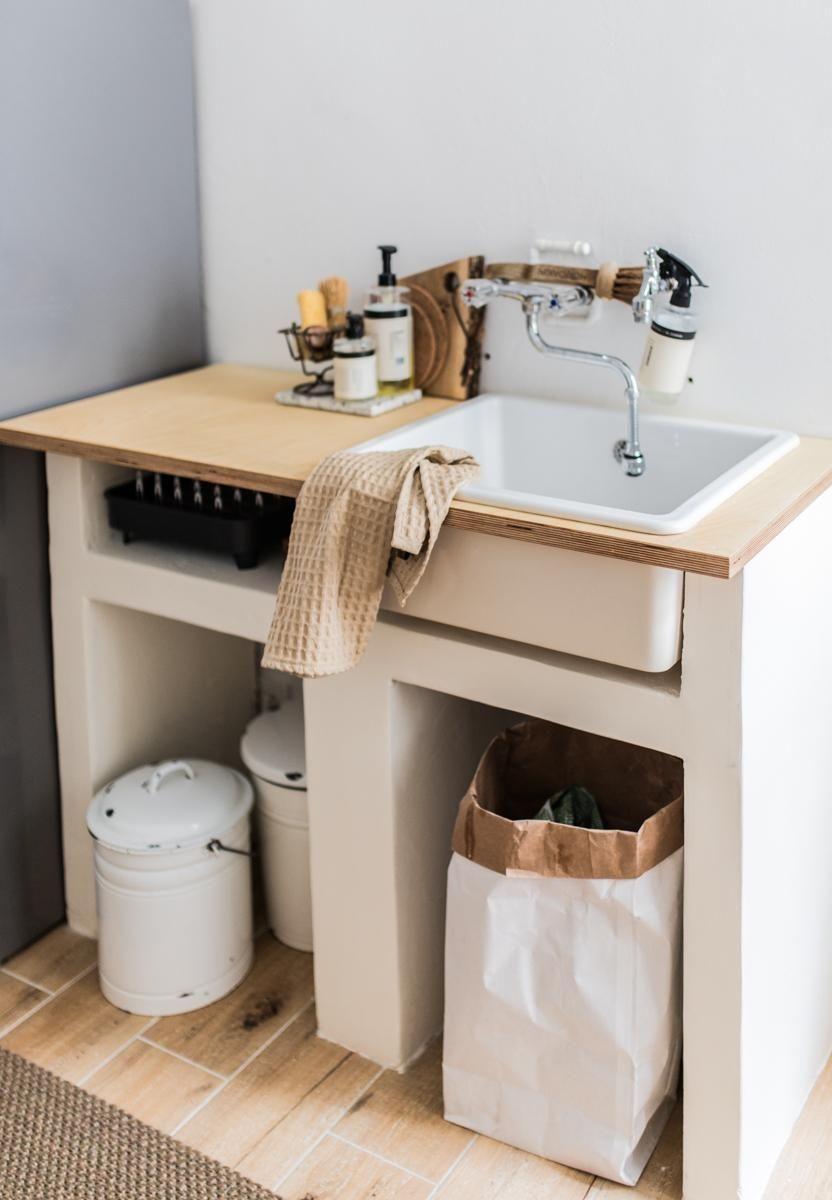 DIY - Do It Yourself: Ideen zum Selbermachen  Küche selber bauen