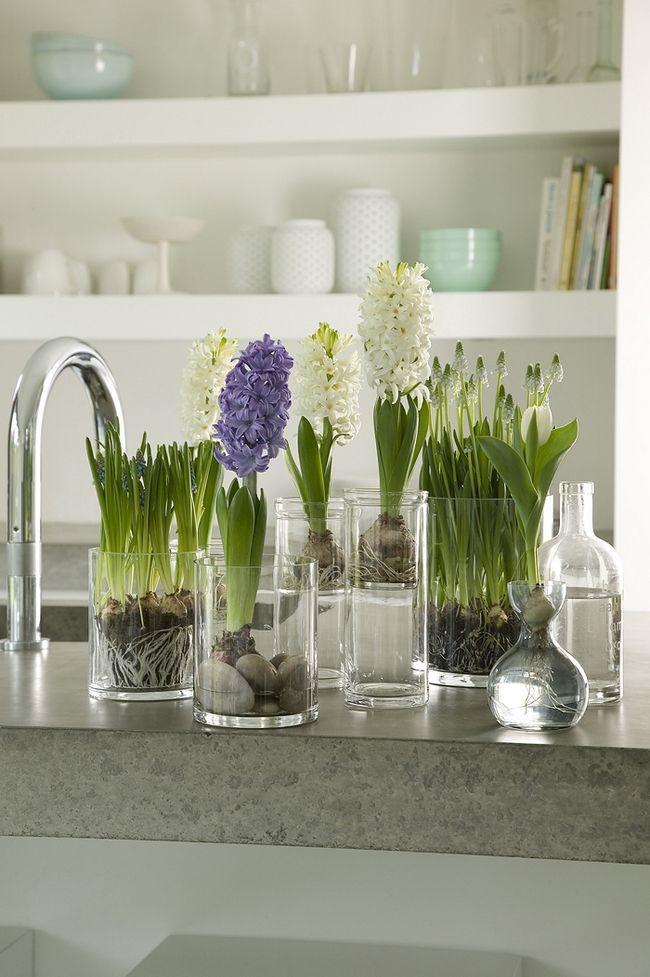 diy Blumenarrangements zu Hause dekorieren # ...