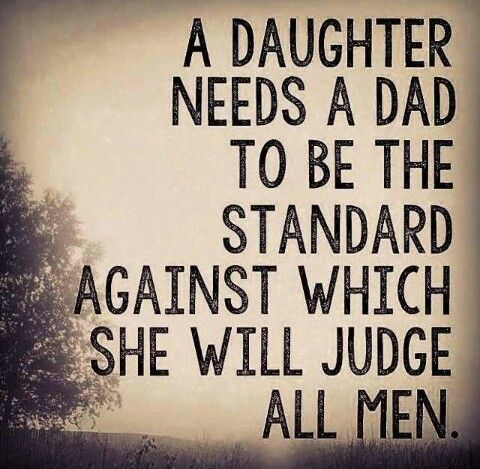Pin by Halona Benjamin on Food for thought | Daddy quotes ...