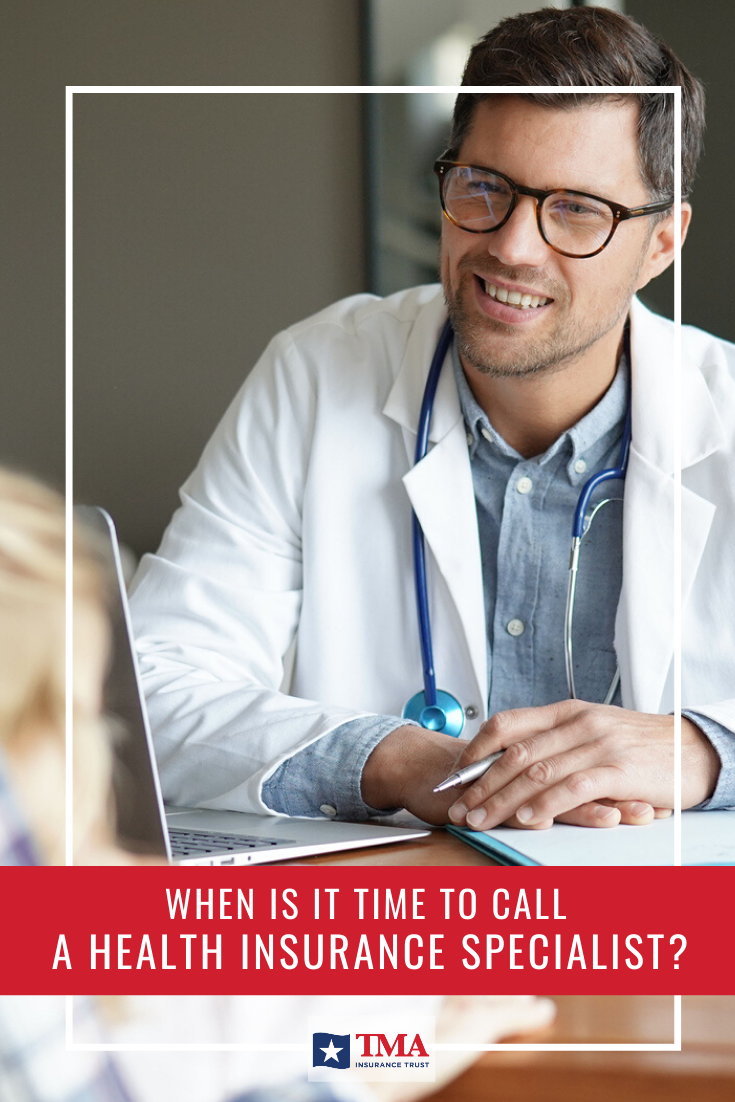 When Is It Time To Call A Health Insurance Specialist Health
