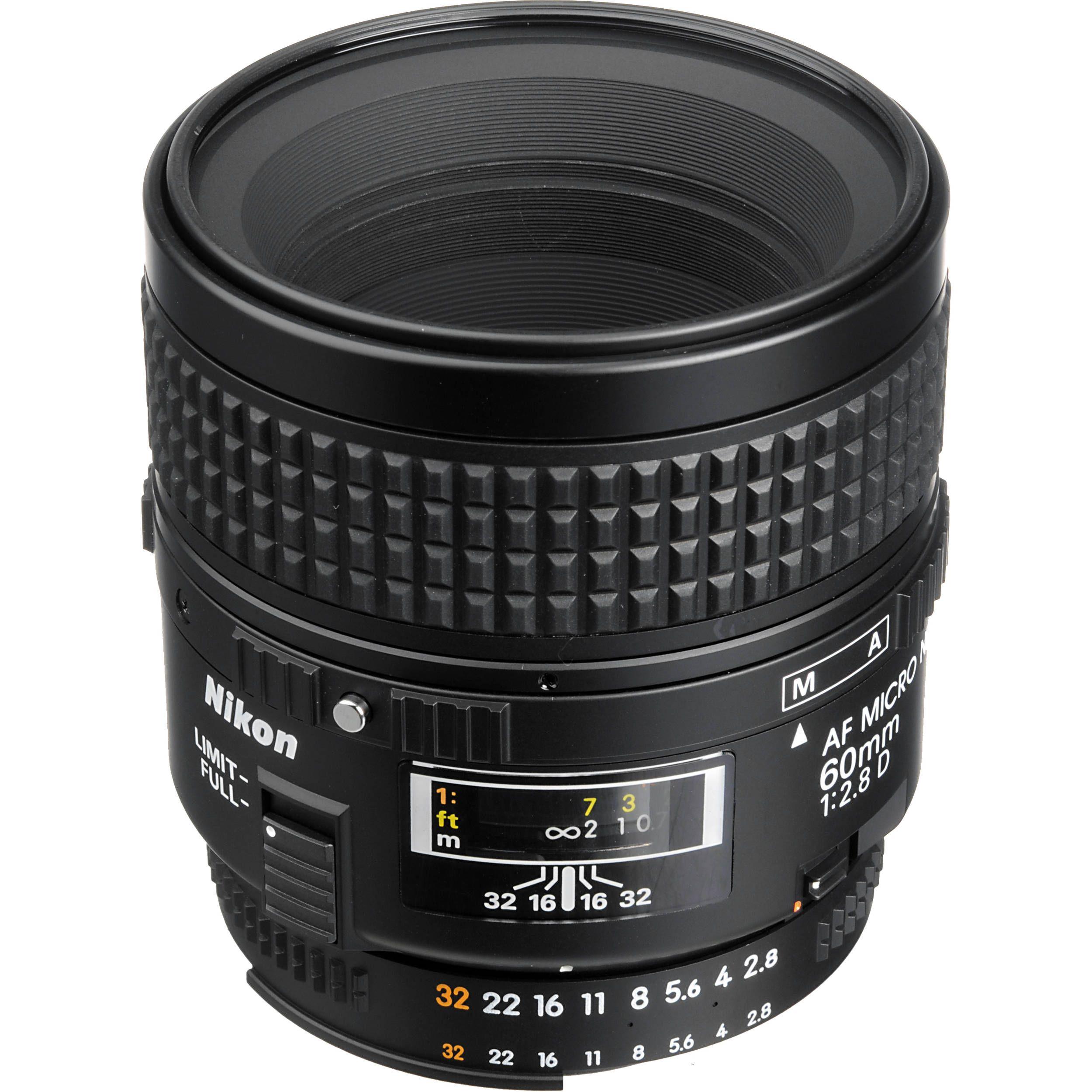 Nikon Af Micro Nikkor 60mm F 2 8d Lens Nikon Lenses Nikon Dslr Camera Nikon