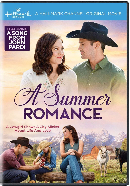 A Summer Romance Hallmark Movie Review. @ReviewThisBlog