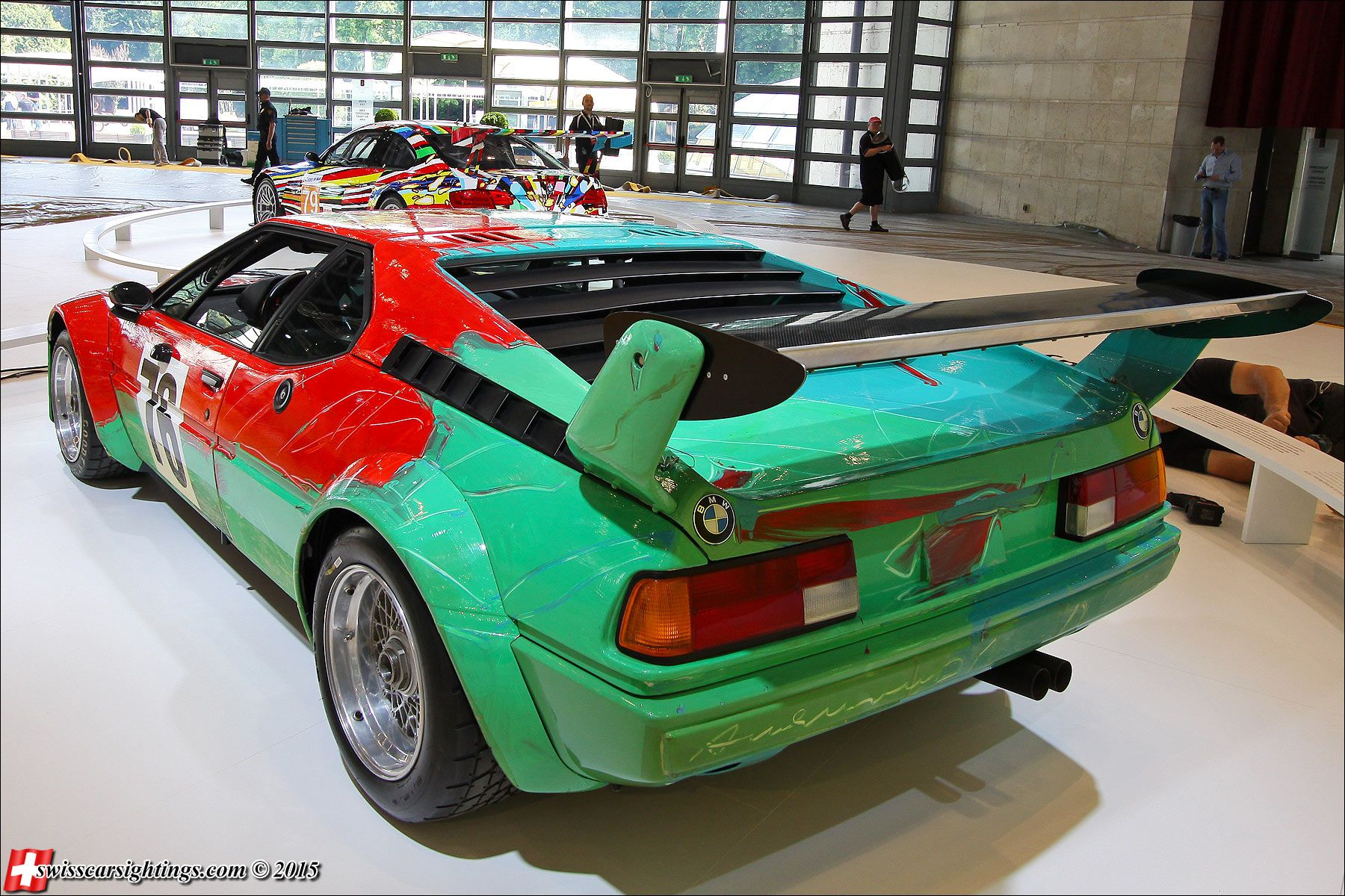 BMW M1 LM Art Collection BMW 4EVER Pinterest