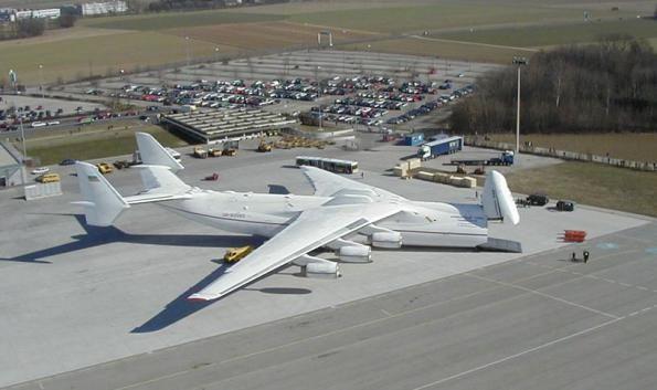 World S Largest Aircraft Antonov An 225 Mriya Aircraft